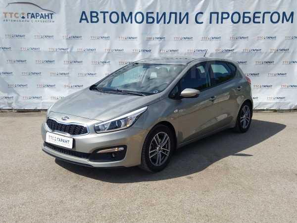 Kia Ceed, 2015 год, 755 000 руб.