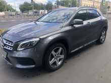 Москва GLA-Class 2017