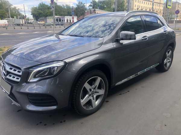 Mercedes-Benz GLA-Class, 2017 год, 1 299 000 руб.