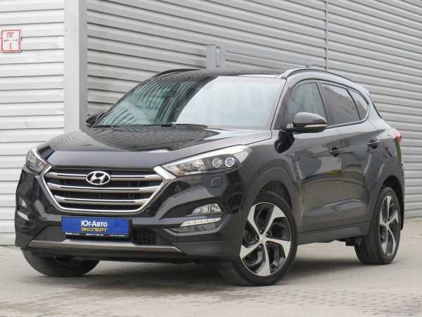 Hyundai Tucson, 2015 год, 1 197 100 руб.