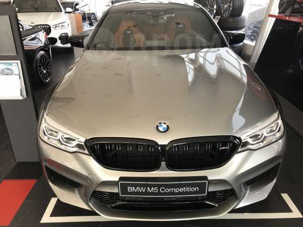BMW M5, 2018 год, 9 269 100 руб.