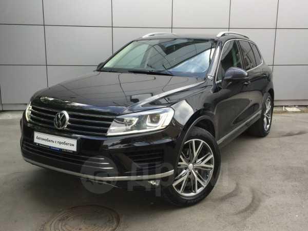 Volkswagen Touareg, 2015 год, 1 920 000 руб.