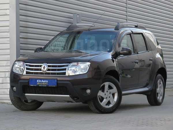 Renault Duster, 2014 год, 587 100 руб.