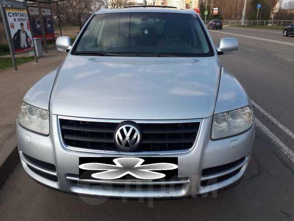 Volkswagen Touareg, 2003 год, 400 000 руб.