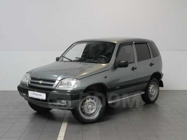 Chevrolet Niva, 2006 год, 199 000 руб.