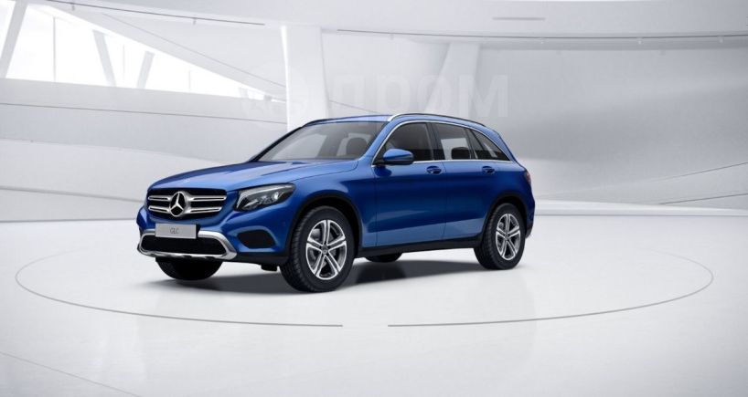 Mercedes-Benz GLC, 2019 год, 3 136 265 руб.