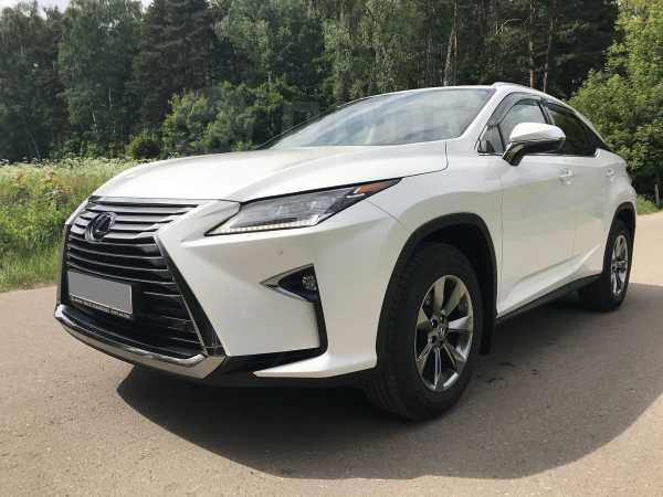Lexus RX300, 2018 год, 3 650 000 руб.