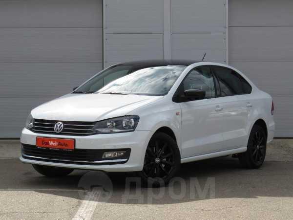 Volkswagen Polo, 2018 год, 810 000 руб.