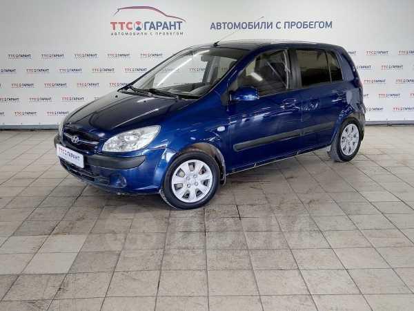 Hyundai Getz, 2007 год, 307 100 руб.