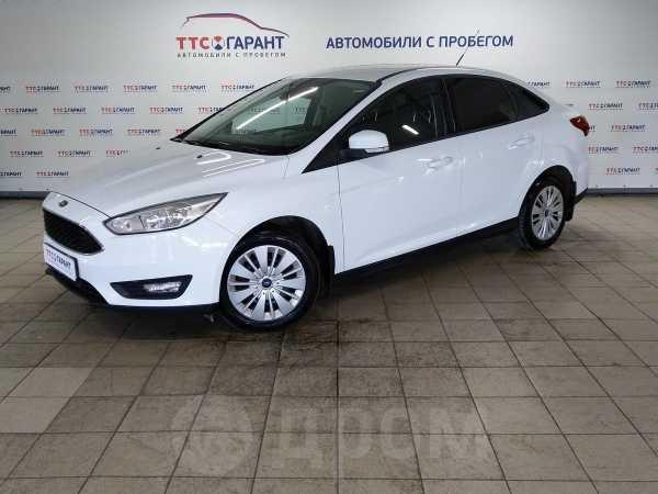 Ford Focus, 2016 год, 695 800 руб.