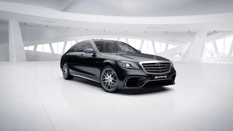 Mercedes-Benz S-Class, 2019 год, 14 110 800 руб.