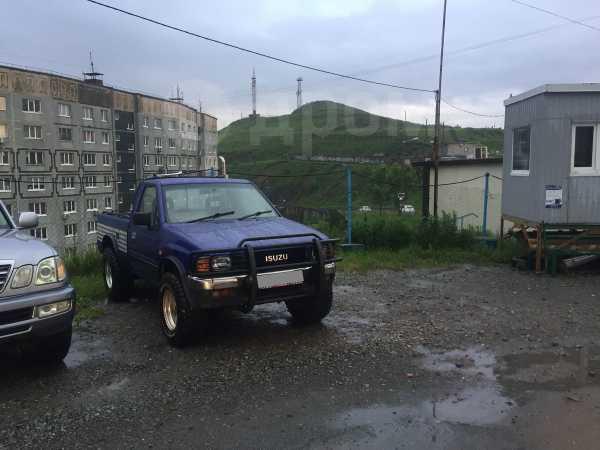 Isuzu Rodeo, 1989 год, 350 000 руб.