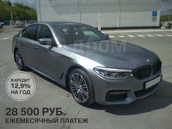 BMW 5-Series, 2018 год, 3 359 000 руб.