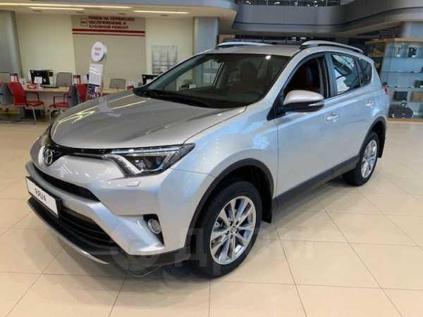 Toyota RAV4, 2019 год, 1 651 000 руб.