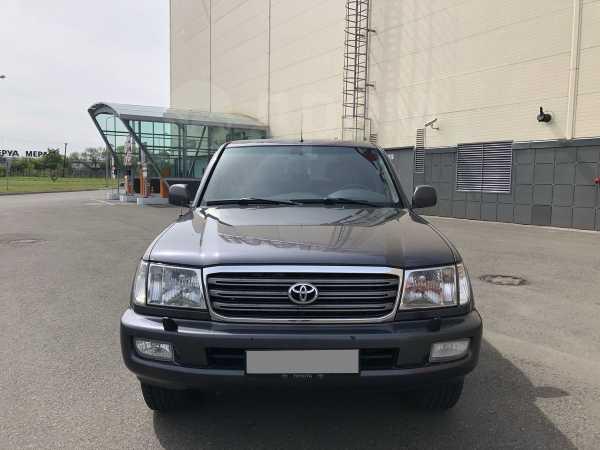Toyota Land Cruiser, 2002 год, 1 450 000 руб.