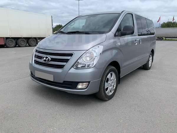 Hyundai Grand Starex, 2016 год, 1 850 000 руб.