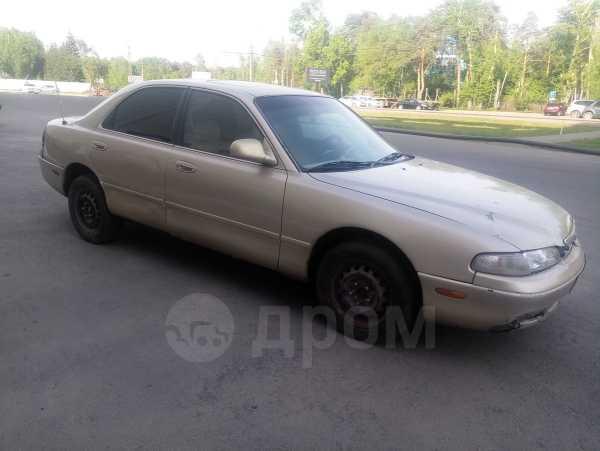 Mazda 626, 1996 год, 90 000 руб.