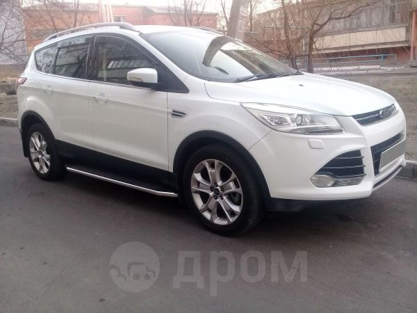 Ford Kuga, 2013 год, 1 075 000 руб.