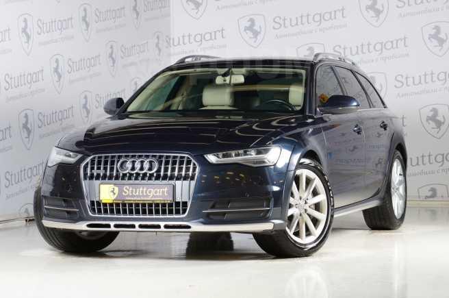 Audi A6 allroad quattro, 2016 год, 2 390 000 руб.