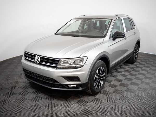 Volkswagen Tiguan, 2019 год, 1 877 500 руб.