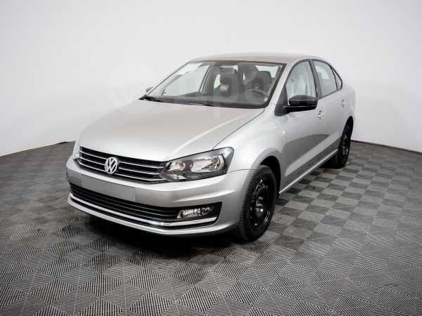 Volkswagen Polo, 2019 год, 857 400 руб.