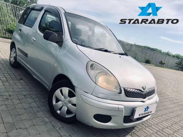 Toyota Funcargo, 2003 год, 238 000 руб.