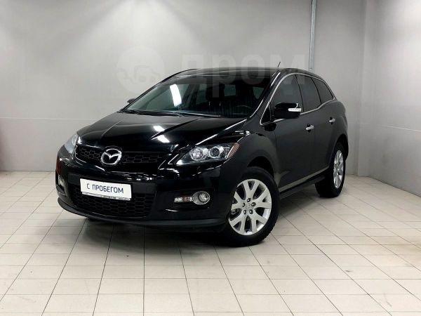 Mazda CX-7, 2008 год, 465 000 руб.