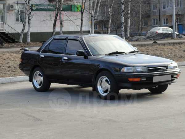 Toyota Carina, 1990 год, 165 000 руб.
