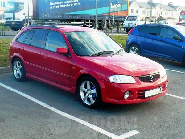 Mazda Familia S-Wagon, 1999 год, 195 000 руб.