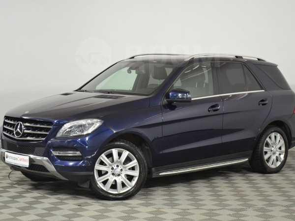 Mercedes-Benz M-Class, 2014 год, 1 830 000 руб.