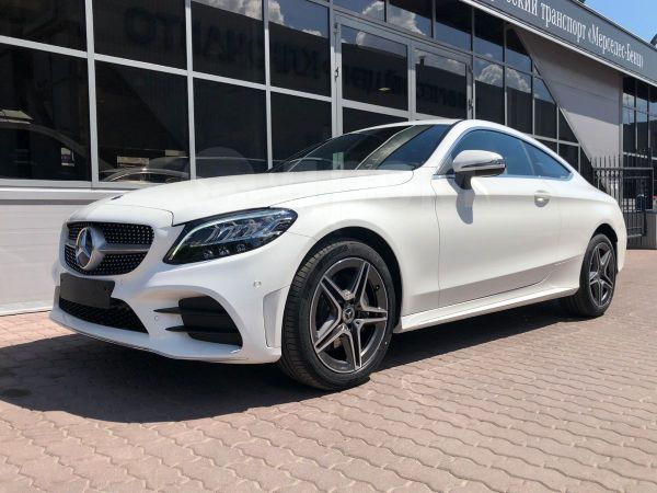 Mercedes-Benz C-Class, 2018 год, 2 562 469 руб.