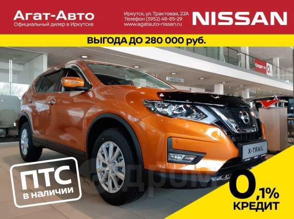 Nissan X-Trail, 2019 год, 1 798 000 руб.