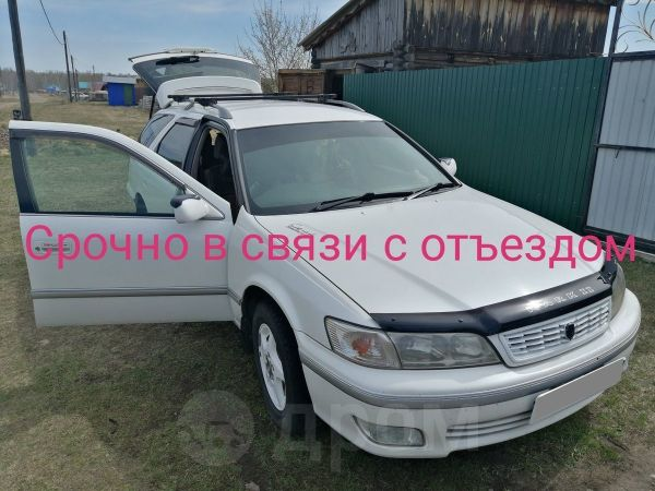 Toyota Mark II Wagon Qualis, 2000 год, 300 000 руб.