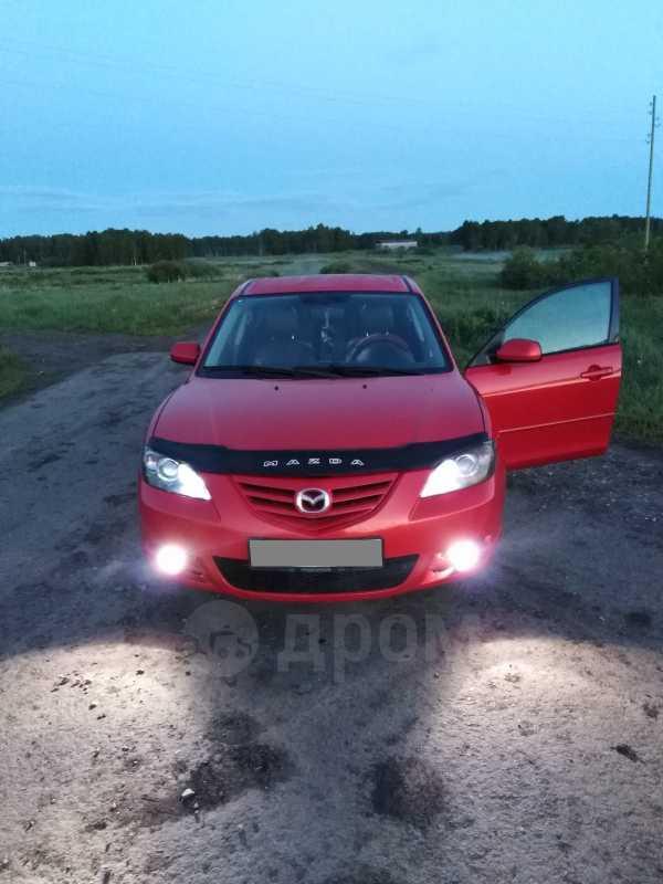 Mazda Mazda3, 2005 год, 290 000 руб.