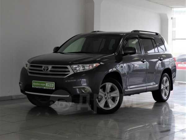 Toyota Highlander, 2012 год, 1 039 000 руб.