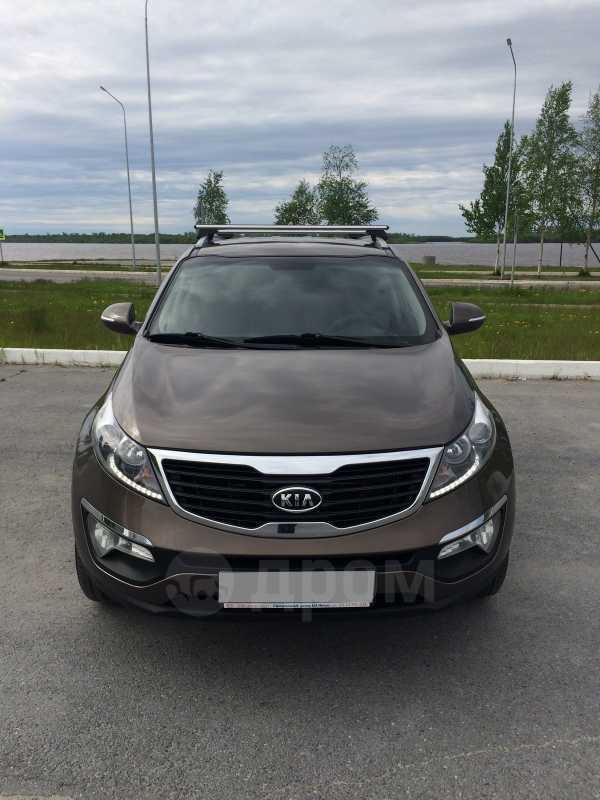 Kia Sportage, 2012 год, 760 000 руб.
