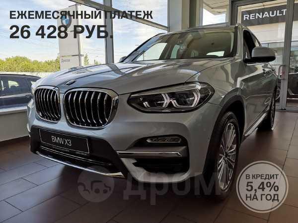 BMW X3, 2019 год, 3 180 000 руб.