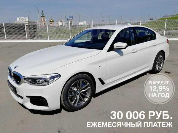 BMW 5-Series, 2019 год, 3 390 000 руб.
