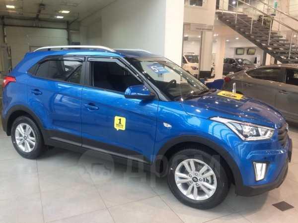 Hyundai Creta, 2019 год, 1 428 450 руб.