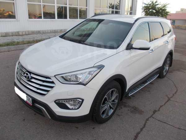 Hyundai Grand Santa Fe, 2015 год, 1 650 000 руб.