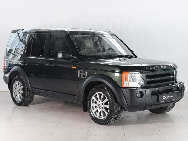 Land Rover Discovery, 2005 год, 544 000 руб.