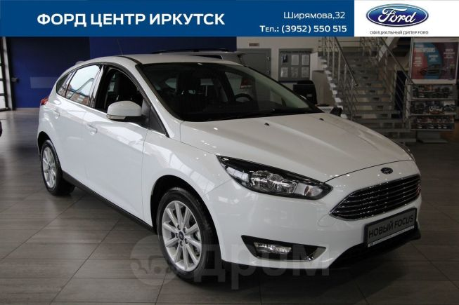 Ford Focus, 2019 год, 1 149 000 руб.