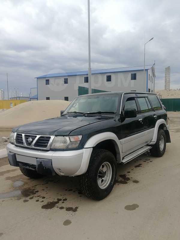 Nissan Safari, 1999 год, 649 000 руб.