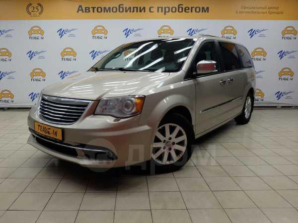 Chrysler Voyager, 2013 год, 1 195 000 руб.