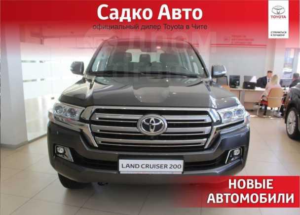Toyota Land Cruiser, 2019 год, 5 181 000 руб.