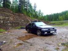 Слюдянка Toyota Carina 1999