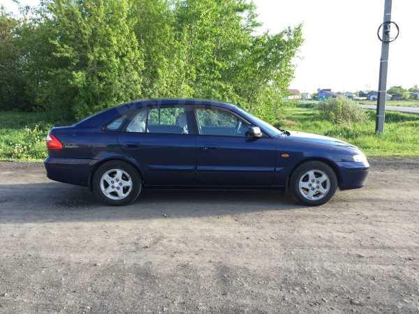 Mazda 626, 2001 год, 165 000 руб.