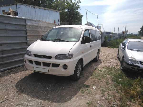 Hyundai H1, 2000 год, 350 000 руб.