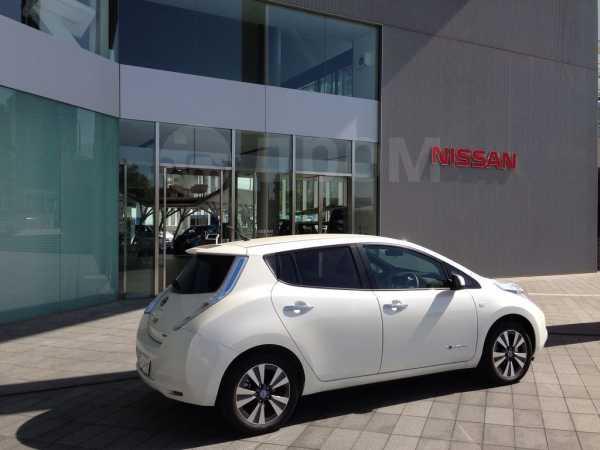Nissan Leaf, 2013 год, 757 900 руб.