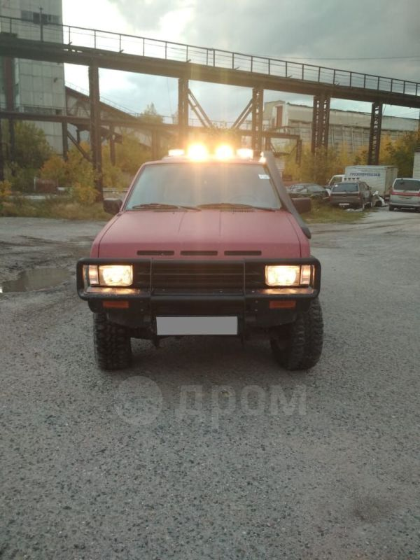 Nissan King Cab, 1986 год, 350 000 руб.